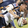 Brumbies ride seven-game winning streak into last four