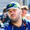 Cheika: I should have quit as Wallabies coach nine months before World Cup