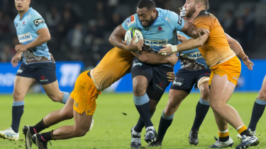 Fighting on:  the Waratahs are clinging to hope their finals dream is not over.