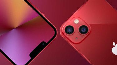 All iPhone 13 models have new camera sensors.