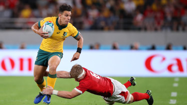 Is Matt Toomua Australia's best No.10? Not even Michael Cheika knows.