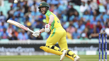 David Warner needs to bat without fear to find his best form, writes Geoffrey Boycott