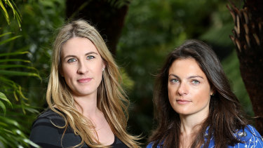 AirTree Ventures Principal Elicia McDonald and AirTree Ventures Principal Jackie Vullinghs are part of a new generation of venture capitalists rising through the ranks.