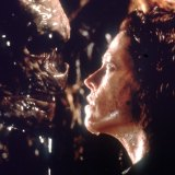 Sigourney Weaver faces off with the alien in the role that made her a feminist pin-up.