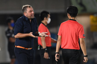 Peter Cklamovski guided Shimizu S-Pulse to just three wins from his 26 games in charge.