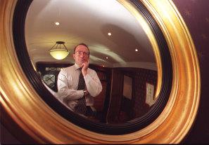 Urban affairs specialist John Mant, 1996.