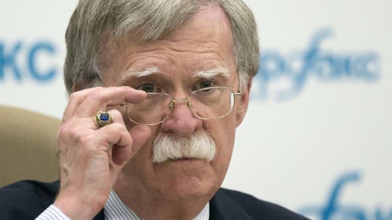US national security adviser John Bolton said North Korea has taken no steps towards denuclearisation.