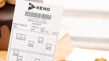 Tradie tosses his tools after $5 1 million Keno win in