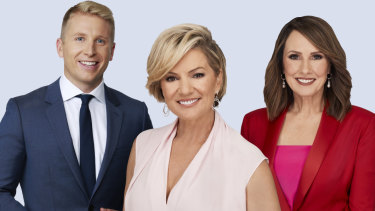 Hamish Macdonald, Sandra Sully and Chris Bath will anchor Network 10's election night coverage.
