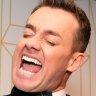 Feud for thought: Grant Denyer takes home gold at the Logies
