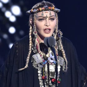 'Disrespectful': Madonna's tribute to legend Aretha Franklin slammed
