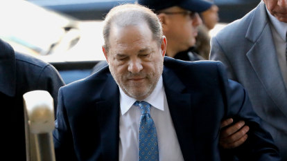 Harvey Weinstein reaches tentative $28 million deal with accusers