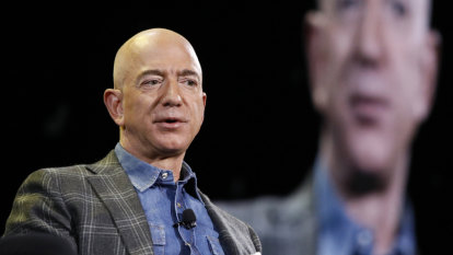 Amazon chief Jeff Bezos cashes in $2.6 billion of his share pile