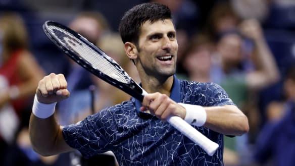 Djokovic and Del Potro savour a return to greatness at the US Open