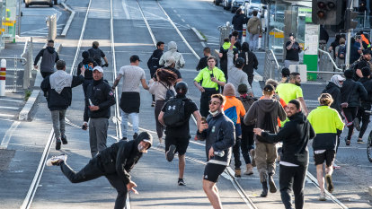 Australia news LIVE: Victoria begins earthquake cleanup as protests poised to continue; NSW COVID-19 cases grow