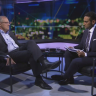 Scott Morrison in his interview with Waleed Aly on The Project this week.