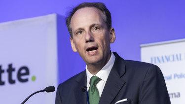 James Shipton warns banks: don't get technical.