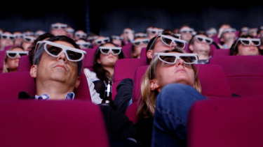 3D movies seemed like a good idea at the time.