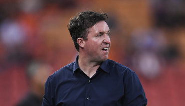 Robbie Fowler is not taking his exit from the Australian league lying down.