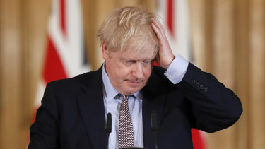 Prime Minister Boris Johnson is in self-isolation after testing positive to coronavirus.