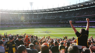 The Tiger army could barely muster the negative juice required to boo Toby Greene, such was the slant and warmth of their day.
