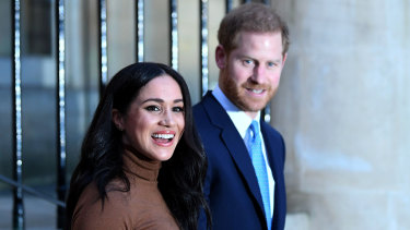 The Duchess and Duke of Sussex dropped a bombshell when they announced their intent to step back from royal roles.