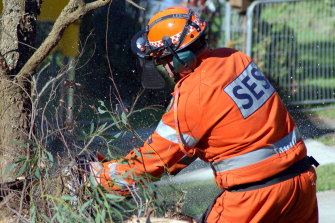 The SES will ask the state's human rights watchdog to investigate allegations of serious misconduct raised in a survey by its volunteers' association.
