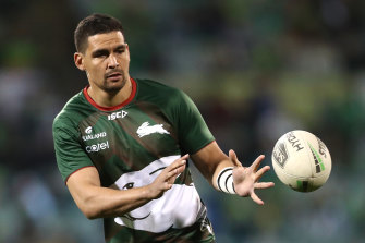 Souths star Cody Walker was involved in a fight in December last year.