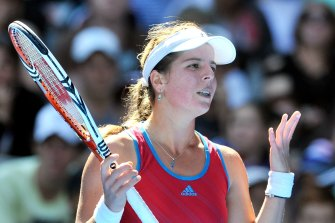 Anna Tatishvili  won her appeal against a fine for her French Open loss a few months ago.