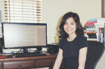 American romance writer Helen Hoang has found success writing about characters on the spectrum