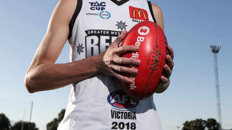 A revolution is coming in the AFL's under-18 competition.