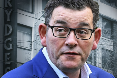 Andrews 'disappointed' ministers don't know who madesecurity guardscall