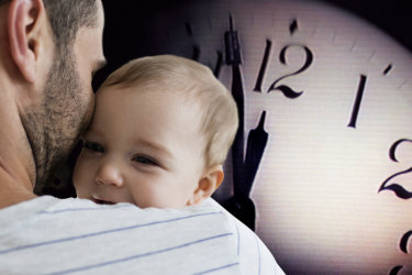 Biological clock ticking: New study shows men's fertility in sharp decline from 40