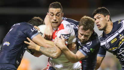 Vaughan didn't need Gould's review to tell him where it all went wrong