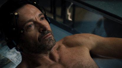 Hugh Jackman's dystopian thriller just keeps its head above water