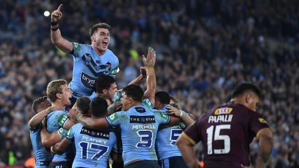 Freddy's Blues end Queensland dynasty