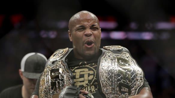 Cormier makes UFC history in New York