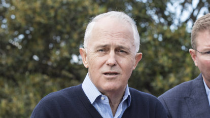 'Frankly absurd': Malcolm Turnbull blasts western nations' 5G failures