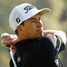 Adam Scott shares PGA Tour lead at Riviera