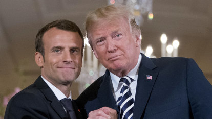 What Australia can learn from Trump and Macron's spectacular squabble