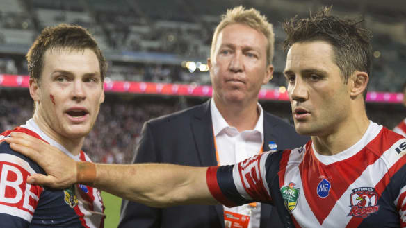Roosters coach Robinson evokes spirit of Jack Gibson in grand final build-up