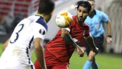 Antwerp upset Spurs in Europa League, Zlatan's COVID-19 warning for fans