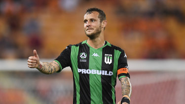 Italian international Alessandro Diamanti is one of the few foreign stars in the A-League this season.