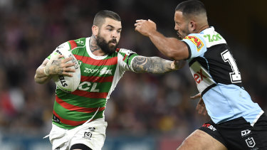 Adam Reynolds is on the move, knocking back an offer to join the Sharks to link with the Broncos in 2022.