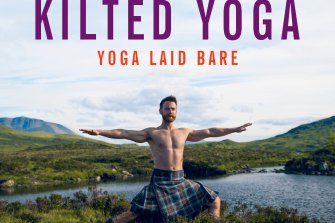 Finlay Wilson revealed a Scottish mystery in Kilted Yoga.
