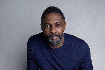 Style inspiration ... Idris Elba.