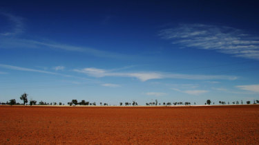 """The Queen said it was clear that the current drought is """"taking an immense toll""""."""
