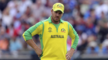 Australia's Twenty20 captain Aaron Finch has been named in Victoria's one-day squad.