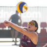 'We're back': Australia bidding to be global heartland for beach volleyball