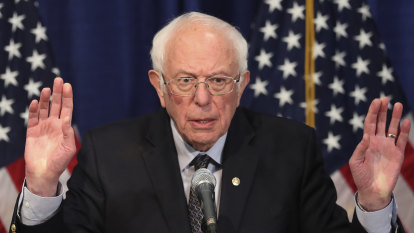 Bernie Sanders vows to press ahead but where does he go from here?